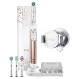 Oral-B Genius 9000 Rose Gold prémium tokkal